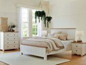 5 قطع أثاث وديكور تحمى غرفة النوم من الفوضى.. سرير بأدراج ولوحة سلكية