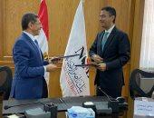 بنك ناصر الاجتماعى يدعم مشروعات البحث العلمى بمدينة زويل للعلوم والتكنولوجيا