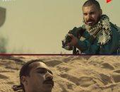 مسلسل الاختيار الحلقة 19.. سعد يفقد شقيقه برصاص تكفيرى صديقه وإصابة عشماوى