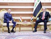 سفير مصر لدى بغداد يبحث مع وزير داخلية العراق تبادل الخبرات بين البلدين