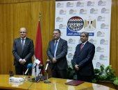 وزارة قطاع الأعمال توقع بروتوكول مع اتحادى الغرف التجارية والصناعات