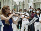 موسيقيون بريطانيون يستغيثون بسبب كورونا ويحذرون الحكومة من أزمة