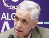 فيديو.. نجاة وزير التعليم الجزائرى من سقوط قطعة من سقف غرفة اجتماعات