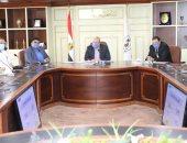 قبول 3 تظلمات والموافقة على 16 طلب تقنين جديد لأراضى أملاك الدولة ببنى سويف