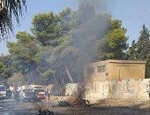 المرصد السوري يؤكد حدوث انفجارات فى ريف إدلب الشمالى
