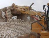 محافظ سوهاج : إزالة 22 حالة تعدى على الأراضى الزراعية وأملاك الدولة (صور)