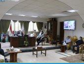 محافظ جنوب سيناء يتابع تنفيذ مشروعات الخطة الاستثمارية وتوريد القمح