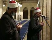 شاهد.. دعاء ليلة 22 من رمضان من الجامع الأزهر