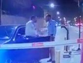 أحمد فلوكس ينشر تقريره الطبى فى واقعة مشاجرة الشيخ زايد