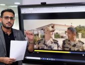 المشهد الحقيقى للشهيد رامى حسنين مع جنوده.. ستوديو الاختيار مع تامر إسماعيل
