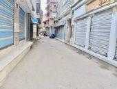 محافظ كفر الشيخ يتابع غلق المحال خلال اليوم الـ52 من أيام الحظر.. صور