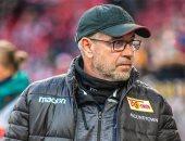 مدرب يونيون برلين يغيب عن مواجهة بايرن ميونخ مع عودة الدوري الألمانى