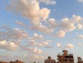 فيديو وصور.. الغيوم والسحب ترسم مشهد جمالى بسماء محافظة الأقصر
