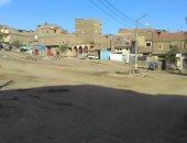 إغلاق سوق قرية الحرجة القرعان بمركز البلينا بسوهاج ورفع 30 طن مخلفات