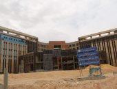وزير التعليم العالى يتفقد جامعة الجلالة: جاهزة لاستقبال الطلاب العام الجديد