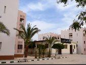 تعافي 7 مصابين بكورونا وخروجهم من عزل المدينة الجامعية ببني سويف