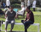 شريف خير الله يعلن ظهوره الأول والأخير فى حلقة اليوم من مسلسل النهاية.. صور