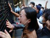بكاء وعويل في هونج كونج بعد الحكم على متظاهرين بالسجن 4 سنوات
