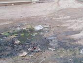 القابضة: تم تطهير الشبكة العامة فى صرف مساكن توشكى بالعامرية الإسكندرية
