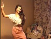"""جوهرة ترقص على أغنية """"كورونا فيروس"""" لمحمد رمضان بفيديو """"تيك توك"""""""