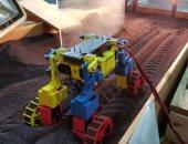 ابتكار روبوت مصغر يمكنه التغلب على تضاريس الكواكب.. فيديو