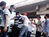 إحالة سائق توك توك للمحاكمة بتهمة ضرب زميله فى مشاجرة بحلوان