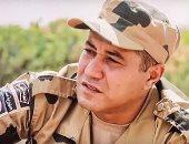 """بصورة من مشاركته فى مسلسل الاختيار.. محمد عز """"جندى مقاتل"""" يتذكر مواقف زملائه الشهداء"""