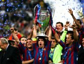 زى النهارده.. برشلونة يتوج بثانى ألقابه من تشامبيونزليج على حساب أرسنال