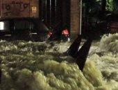 فيضانات مفاجئة تسبب فوضى فى إيطاليا.. غرق شوارع وميادين ميلانو بمياه الأمطار.. غرق منطقة نيجوردا وسيارات وبعض محطات المترو وانهيار جسور وأشجار.. معاناة عشرات العائلات من انقطاع التيار الكهربائى