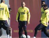 برشلونة يكشف خطة المرحلة الثانية من التدريبات وسط جائحة كورونا