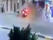 إجراء تحاليل للمتهم بدهس 4 أطفال بسيارة والده فى أسيوط