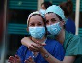 انخفاض أعداد المرضى بكوفيد-19 فى فرنسا دون تسجيل وفيات جديدة