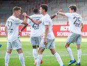 ترتيب الدوري الألماني بعد مباراة يونيون برلين ضد بايرن ميونخ