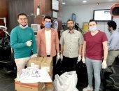 صور.. طلاب بالشرقية يشترون أجهزة طبية بـ120 ألف جنيه لمستشفى كفر صقر وفاقوس