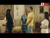 خيانة عهد الحلقة 24.. طليق حلا شيحة يطردها بعد محاولتها إعادة علاقتهما