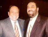 """مجدي عبدالغني مهنئا عادل إمام بعيد ميلاده: """"كل عام وملك الابتسامة بكل خير"""""""