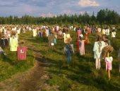 الشعب الصامت .. قصة تماثيل خشبية فى فنلندا تثير الإزعاج على خرائط جوجل