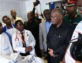 هل حصل على علاج مدغشقر؟.. رئيس تنزانيا: ابنى أصيب بكورونا وتم علاجه بسهولة