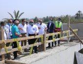 النقل: انتهاء تنفيذ محور سمالوط بالمنيا بتكلفة 1.5 مليار جنيه نهاية يونيو