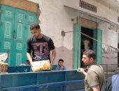 مفتشو الأغذية بالشرقية  يحررون 20 محضرا و يعدمون 210 كيلو في أولاد صقر