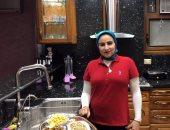 """تسالى العيد .. الفول المشوى والترمس بخطوات بسيطة من مطبخ رانيا النجار """"فيديو"""""""