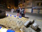 محافظ المنوفية يتفقد أعمال تطوير وتجميل الميادين بمدينة شبين الكوم (صور)