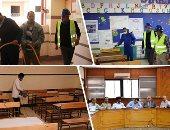 حصاد الوزارات..التعليم توجه بالتعامل بهدوء مع طلاب الثانوية العامة داخل لجان الامتحانات