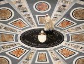 البابا فرنسيس يحيى الذكرى المئوية للقديس بولس حنا فى الفاتيكان