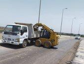 رفع 282 طن قمامة من مراكز ومدن المنصورة ومنية النصر وبلقاس