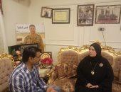 """فيديو.. والدة الشهيد محمد صلاح إسماعيل تكشف بطولاته وكيف جسدها """"الاختيار"""""""