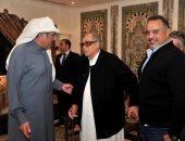 السفير السعودى بالقاهرة ناعيا صالح كامل: سنفتقد حضورك الجميل ومداخلاتك القيمة