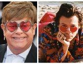 """هاري ستايل بكليبه الجديد Watermelon Sugar """"ينحت"""" التون جون.. فيديو وصور"""