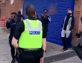 تظاهروا بممارسة الرياضة.. بريطانيون هربوا من قبضة الشرطة بعد كسر الإجراءات