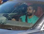 محمد صلاح يعود إلى مركز تدريبات ليفربول بعد غياب 68 يوما بزجاج مكسور